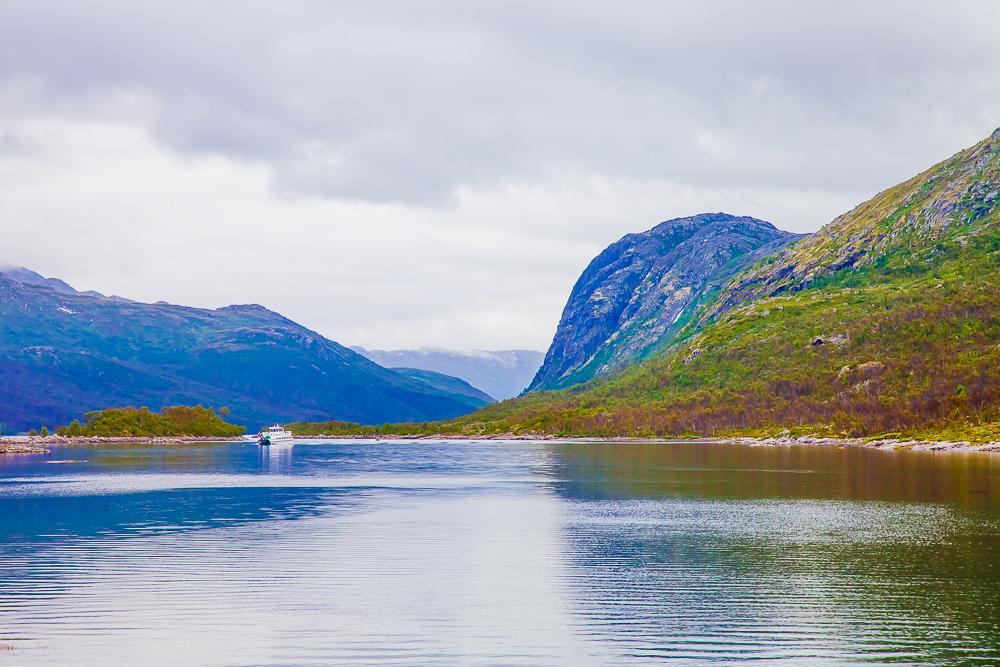 Mogen Hardangervidda Norway national park