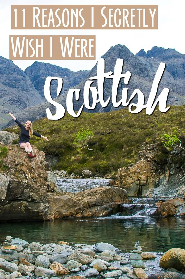 Be Careful about Traveling to Scotland - you're going to wish you were from there (or move!)