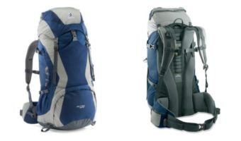 Review: Deuter ACT Lite 65 + 10 Liter Backpack