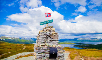 July 2016 – 12 Months in Norway