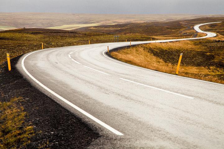 Iceland road trip autumn
