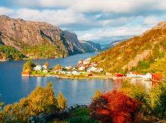 Roligheten, Ana-Sira, Norway