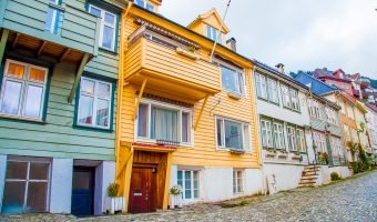 Finding the Best Hostel: Bergen, Norway
