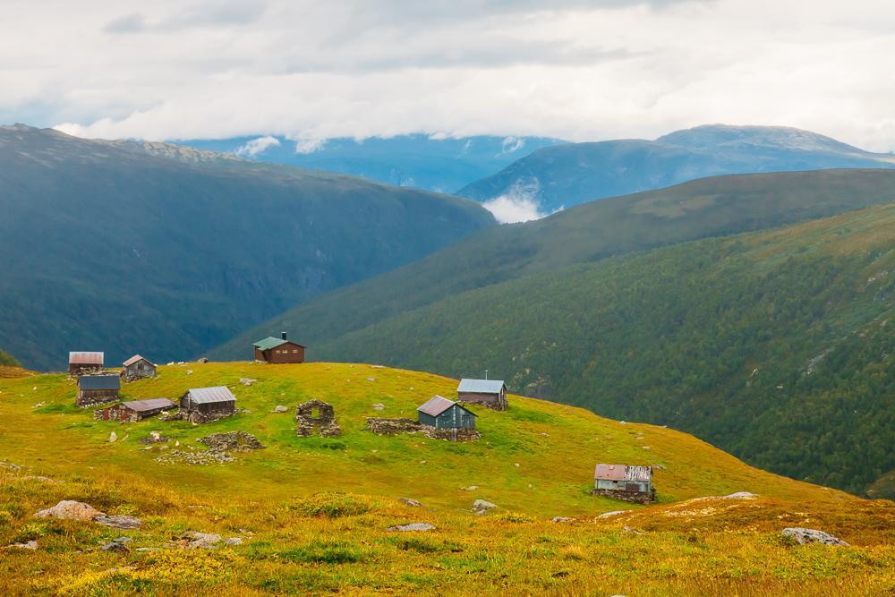 driving aurlandsfjell bergen norway road trip