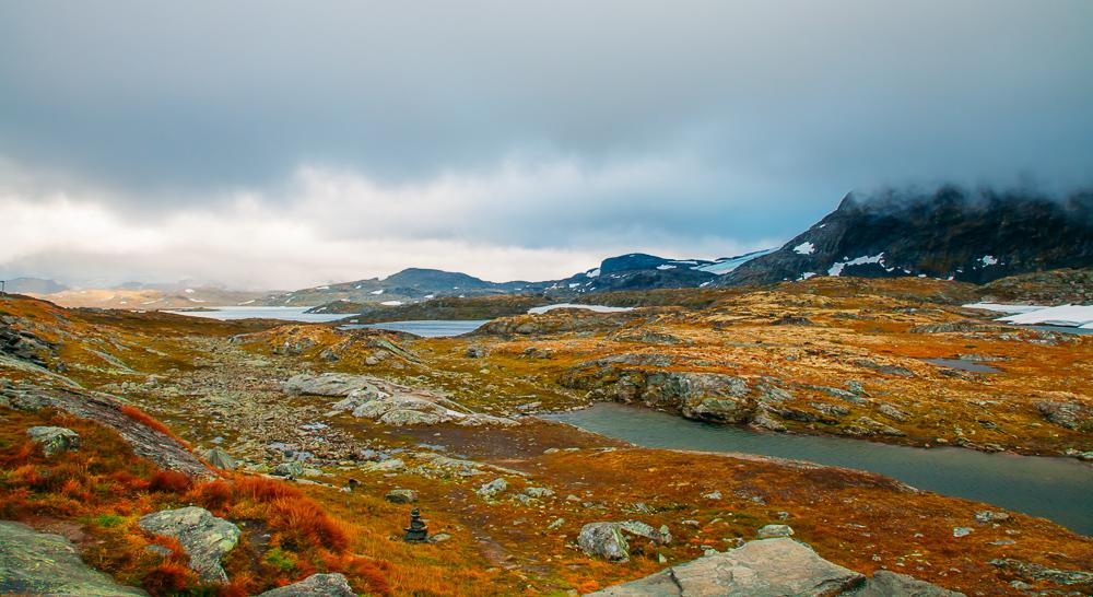 sognefjellet sognefjord norway road trip near bergen