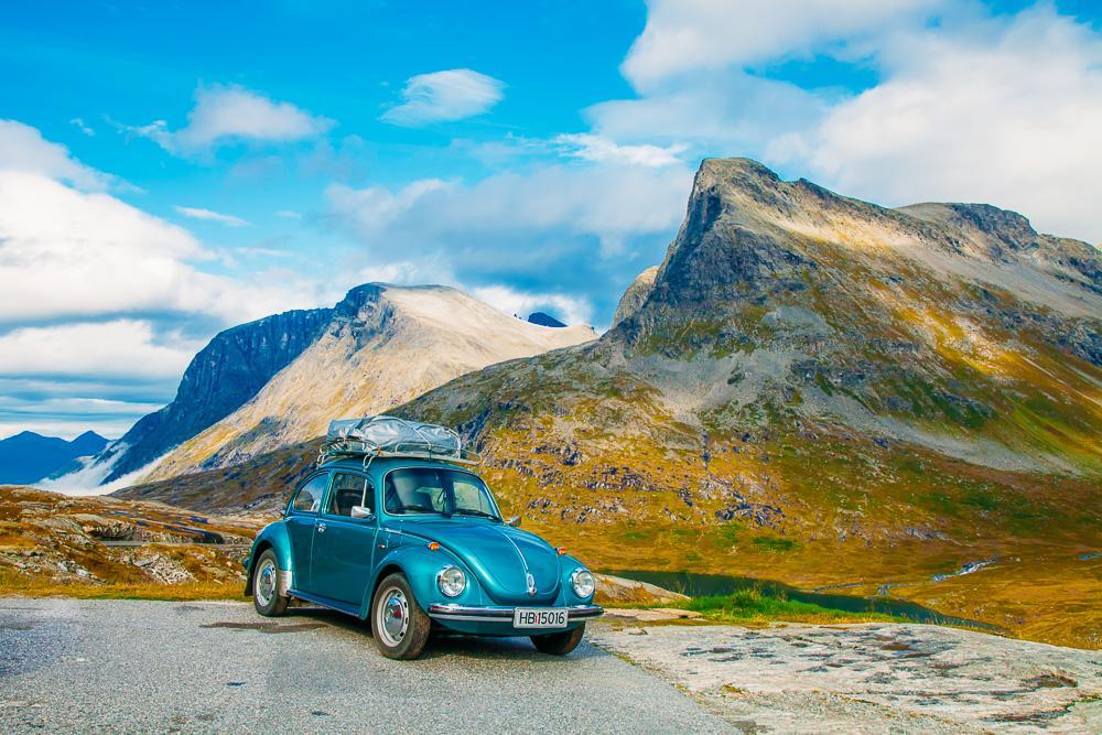 Trollstigen road trip, Norway