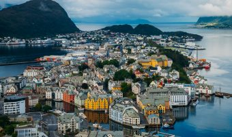 Things to Do in Ålesund, Norway's Most Beautiful Fjord City
