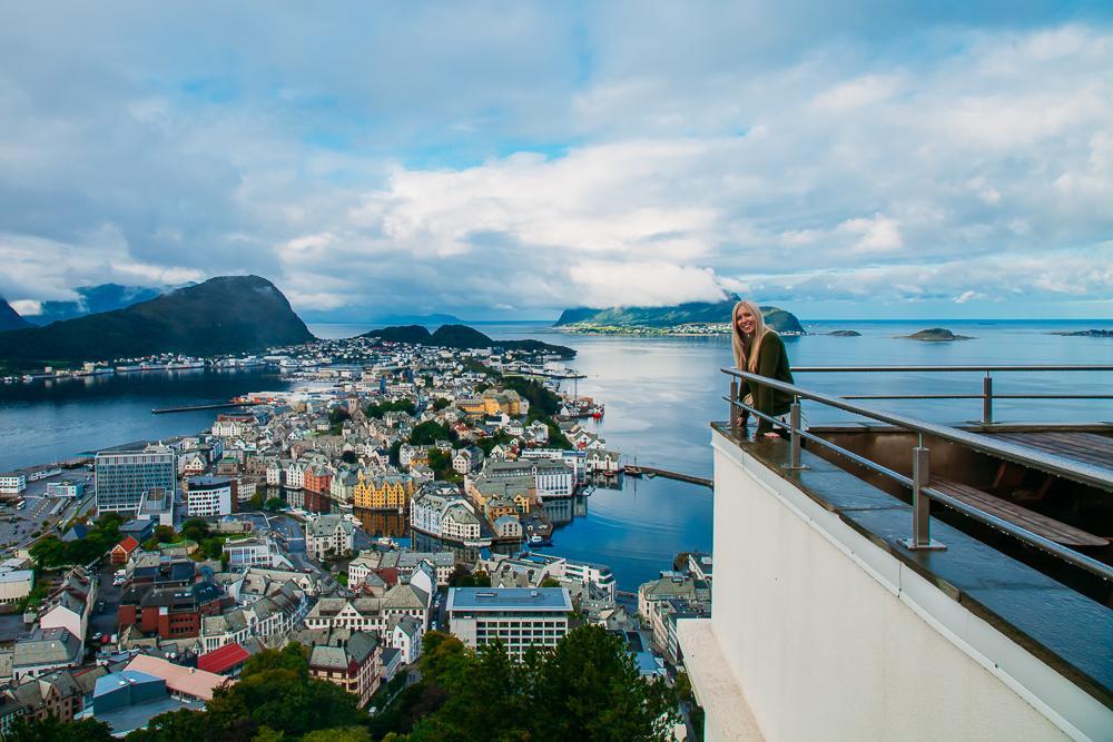 visiting alesund norway fjords