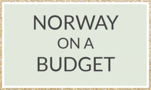 norway on a budget