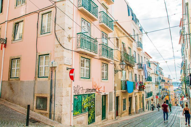 downtown lisbon portugal travel guide