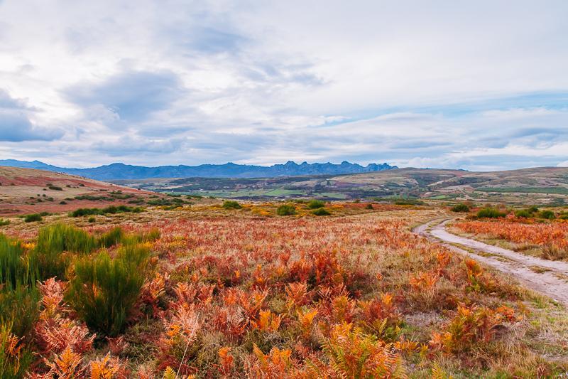 Peneda-Gerês national park portugal mountains