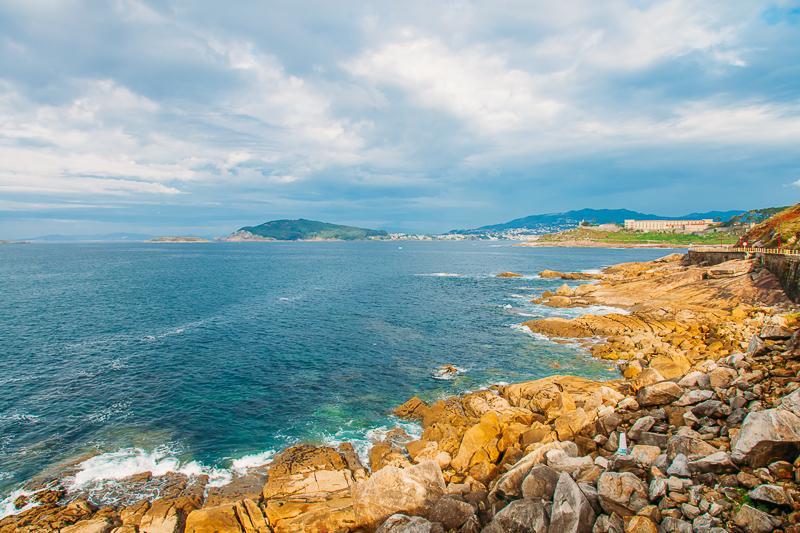 galicia coast spain
