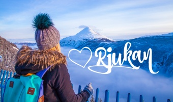 A Norwegian Mountain Escape to Rjukan