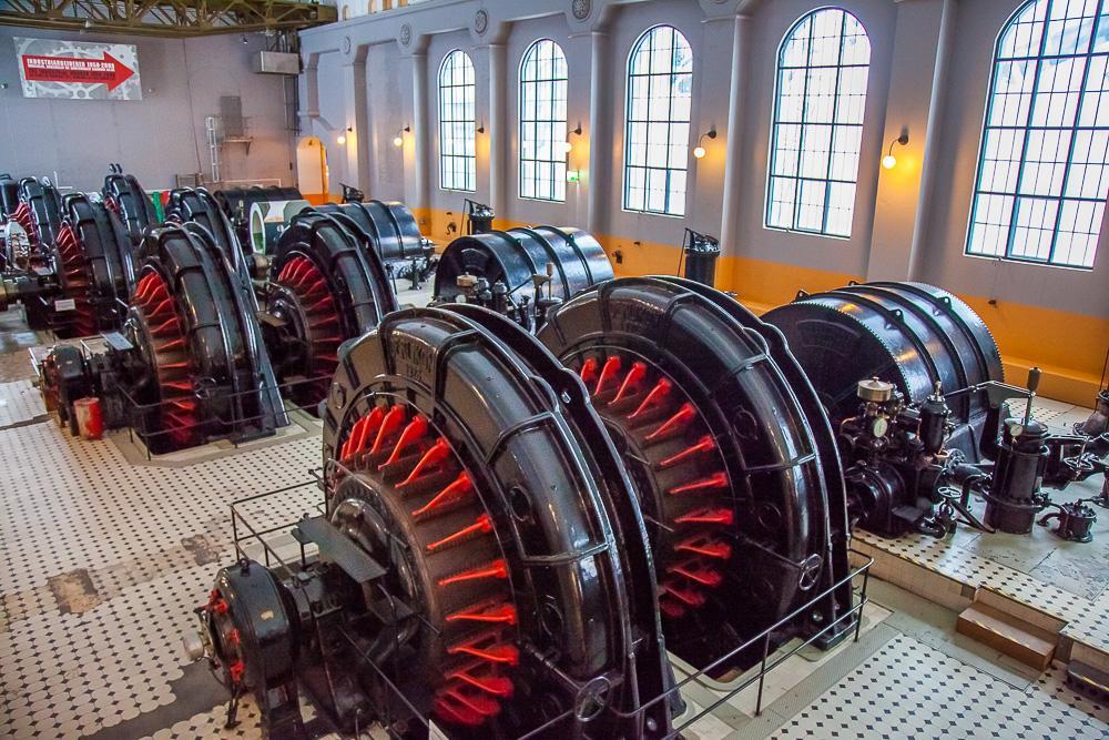 Vemork museum heavy water hydro plant Rjukan Telemark Norway