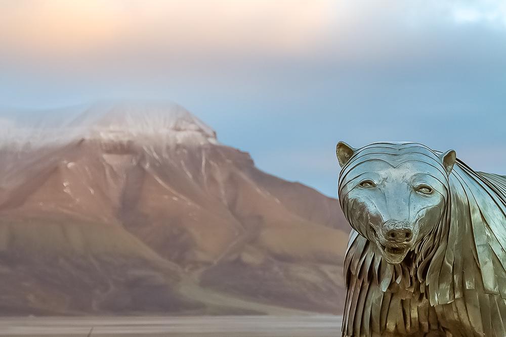 travel to svalbard norway polar bears