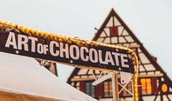 Tübingen Dipped in Chocolate