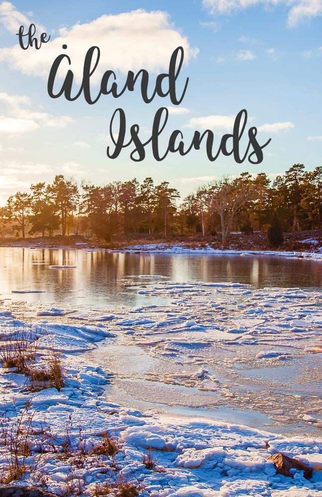 Reasons you need to visit the Åland Islands in Finland - the perfect of the beaten path Finnish destination