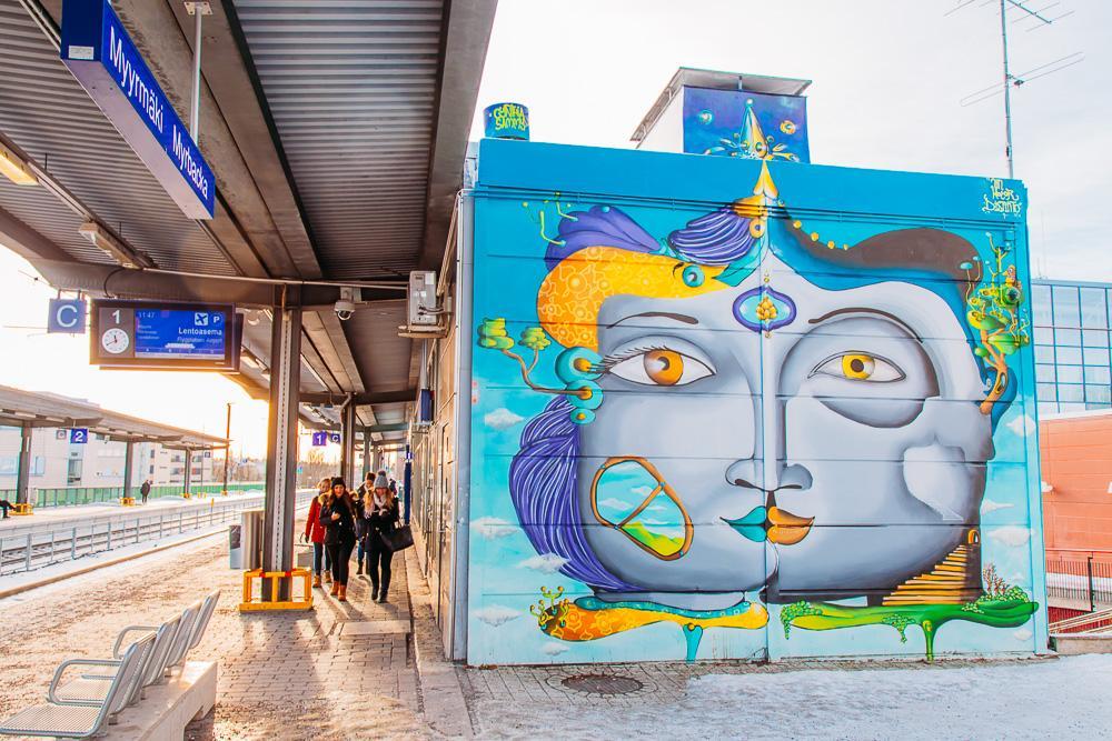 street art helsinki vantaa finland