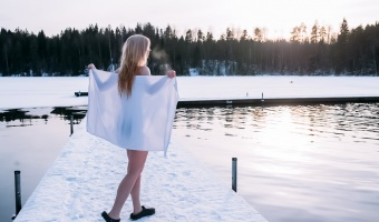 Street Art, Chocolate, and Ice Swimming in Vantaa