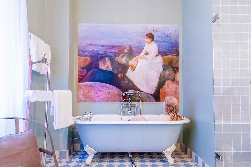 camillas hus oslo hotel norway luxury bath