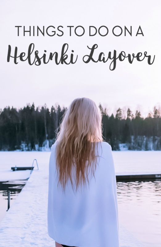 If you have a Finland stopover and are looking for things to do on your layover in Helsinki, consider exploring street art, visiting the Fazer chocolate factory, and ice swimming in a lake in Vantaa!