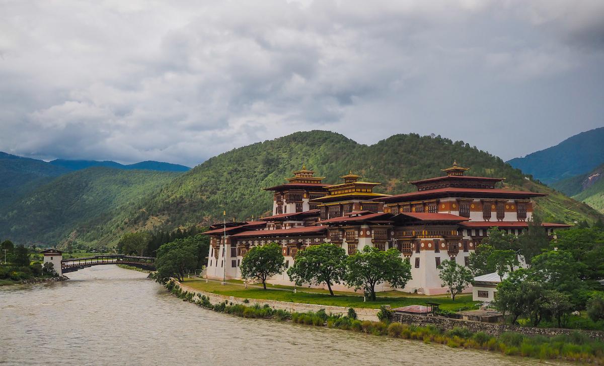 visiting Bhutan as a tourist