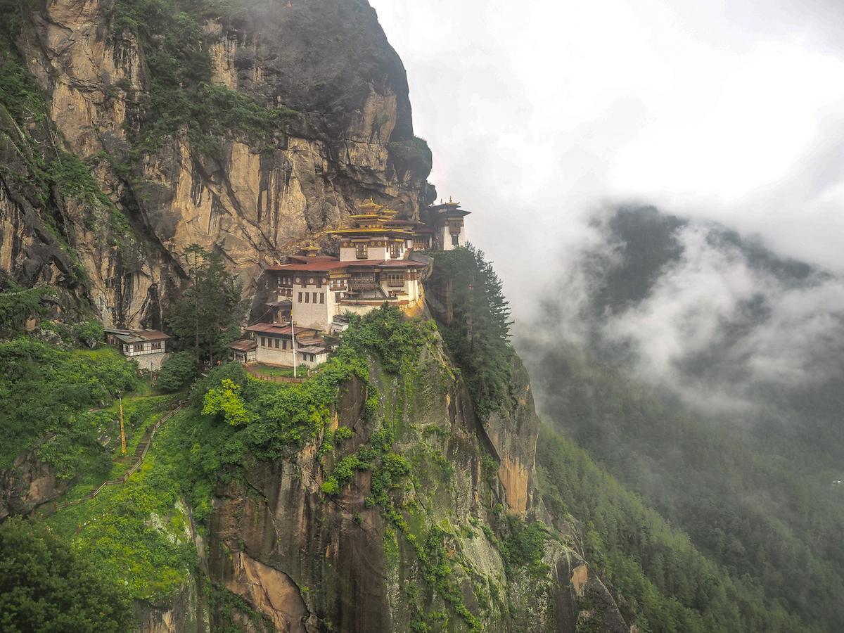 visiting Bhutan best sites