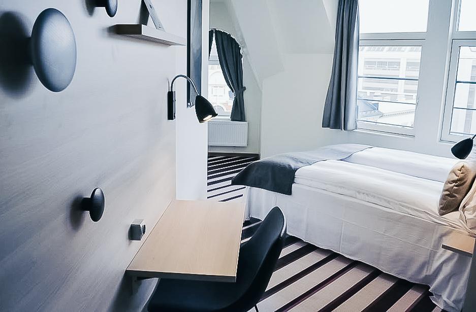 Oslo Citybox Hotel best hotels Oslo