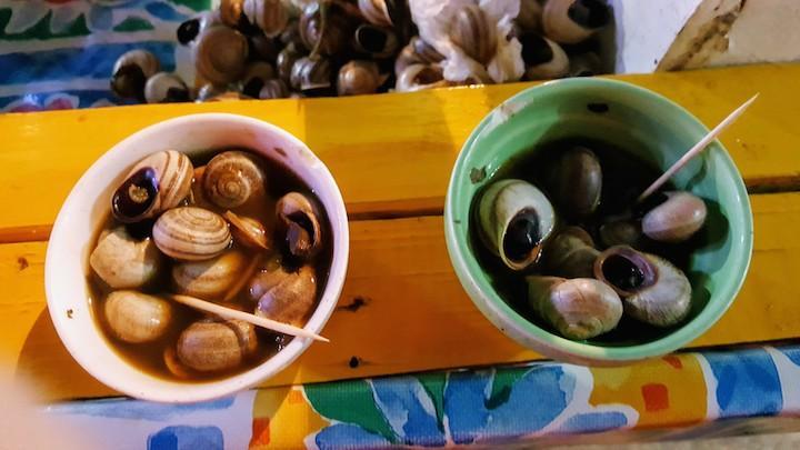 snail soup morocco casablanca