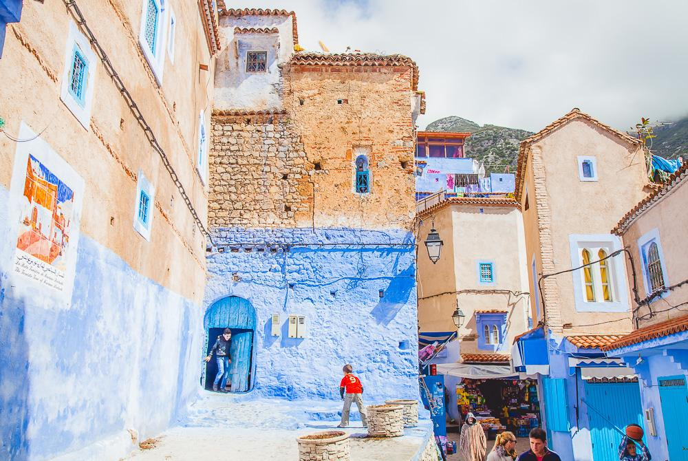 chefchaoen morocco travel blog photo