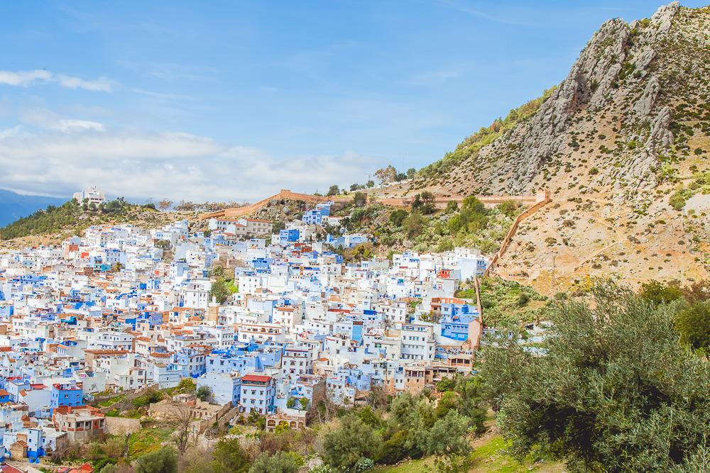 The Truth About Morocco 39 S Blue City Chefchaouen Heart