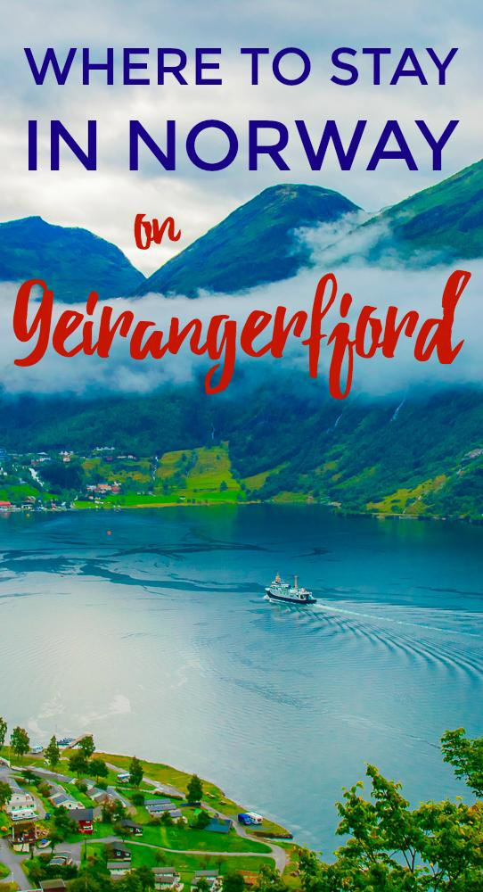The best hotels and accommodation on Geirangerfjord, near Trollstigen and Ålesund - for any budget. Here are some beautiful places right on the fjords to experience Norway's beautiful nature.
