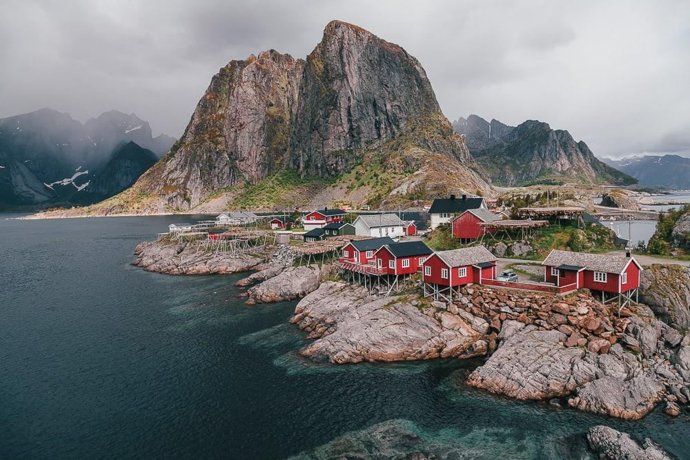 lofoten in june