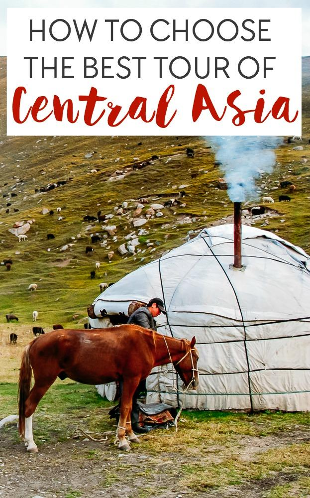 If you're considering planning a trip through Central Asia, doing a group tour is an excellent option for traveling through this remote area. This guide runs through how to choose whether a Central Asia/Silk Road tour is right for you, which tour companies are best, and which specific tours will work best for your timeframe, budget, and interests.