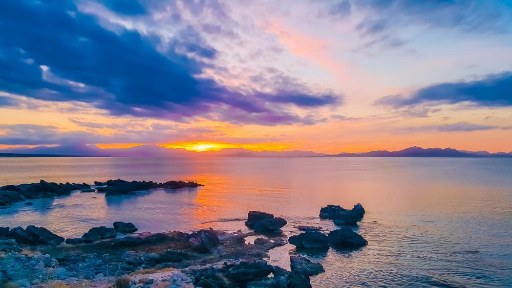 sunset colonia de sant pere best sunset mallorca
