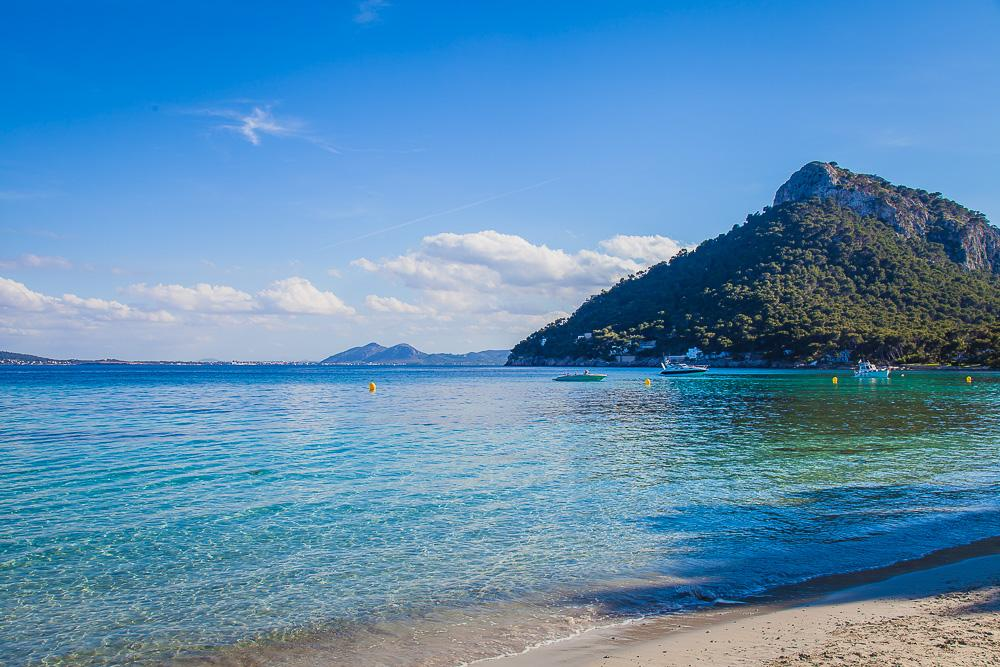 Cala Formentor Beach, North Mallorca best beaches Mallorca
