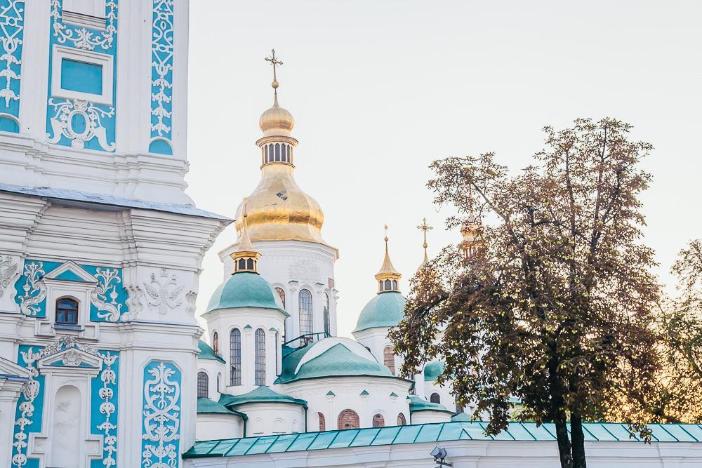 St. Michael's Golden-Domed Monastery kiev ukraine