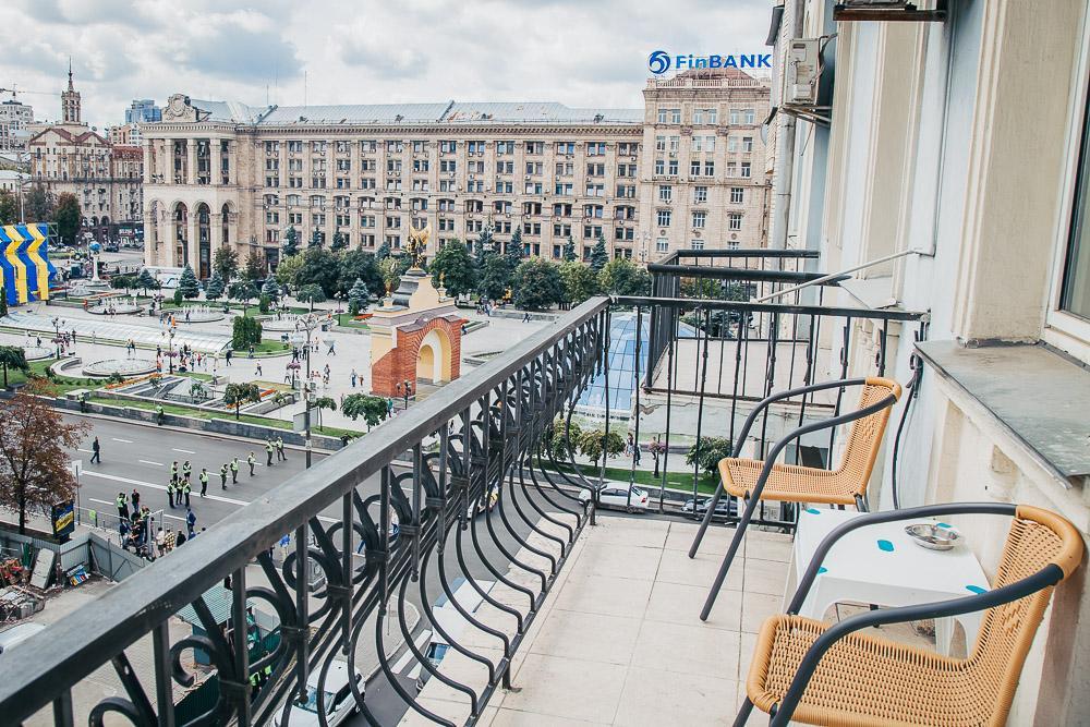 apartment accommodation kiev maidan ukraine