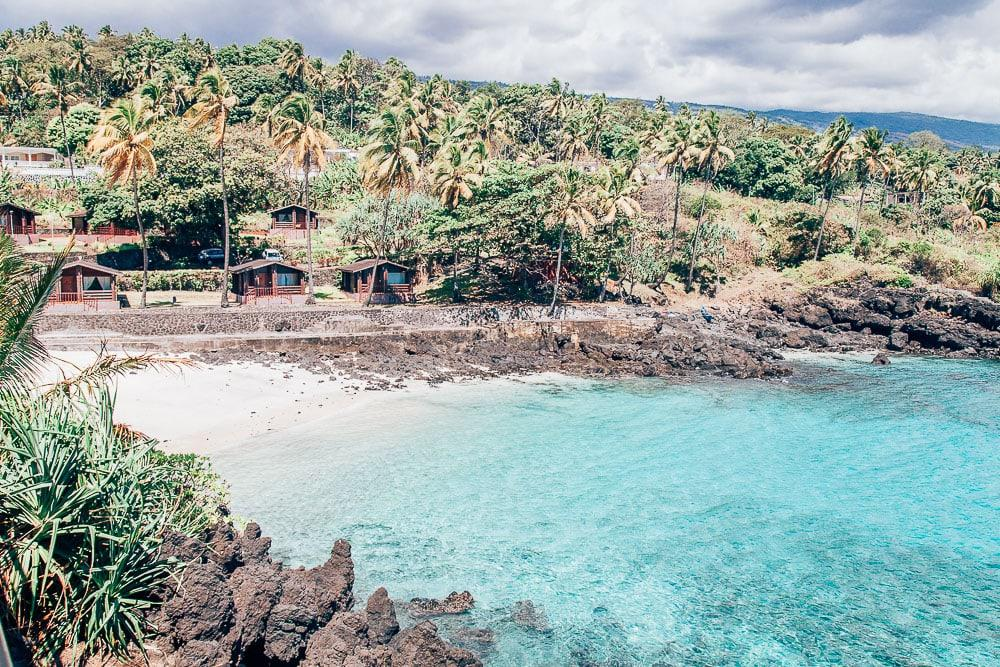 itsandra hotel private beach moroni comoros