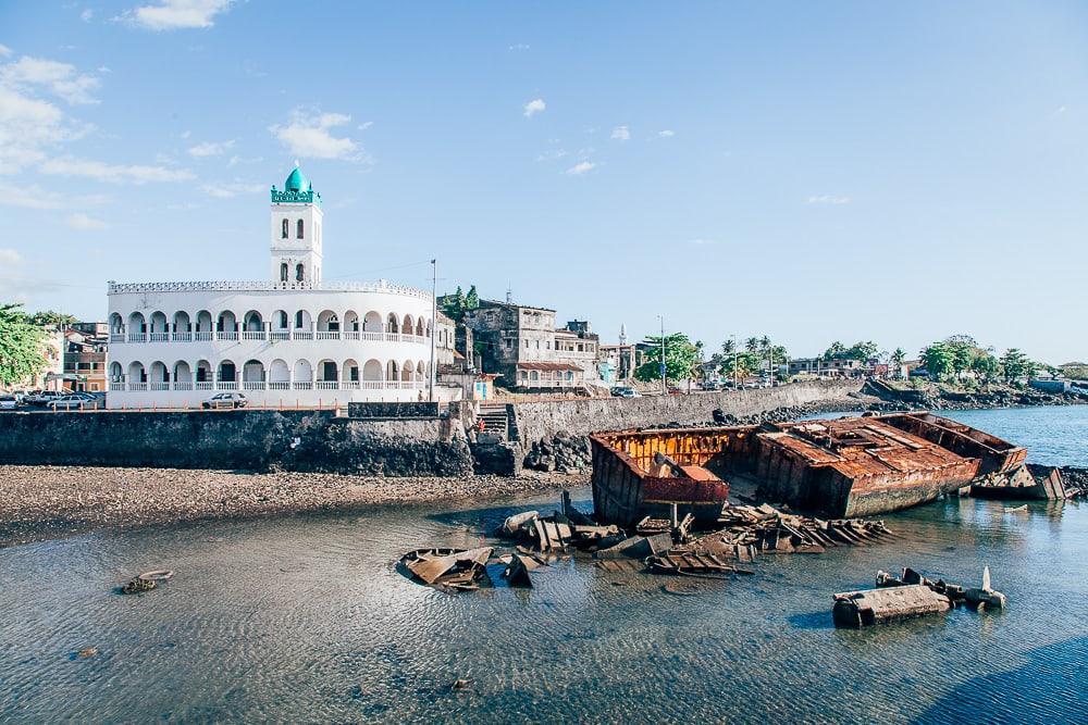 grand mosque du vendredi moroni comoros