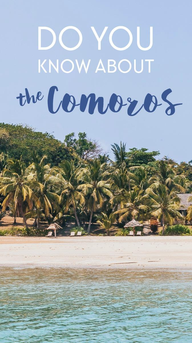 The Comoros is an island nation in East Africa with some of the most beautiful beaches, people, and underwater life I've ever seen. Have planned a Comoros trip yet?
