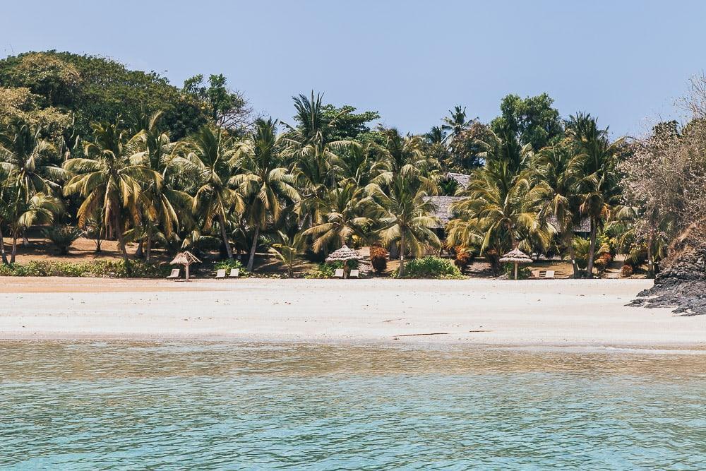 Laka Lodge beach