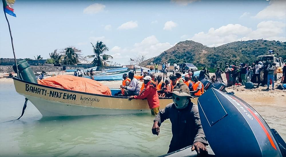 laka lodge ferry grande comore to moheli comoros