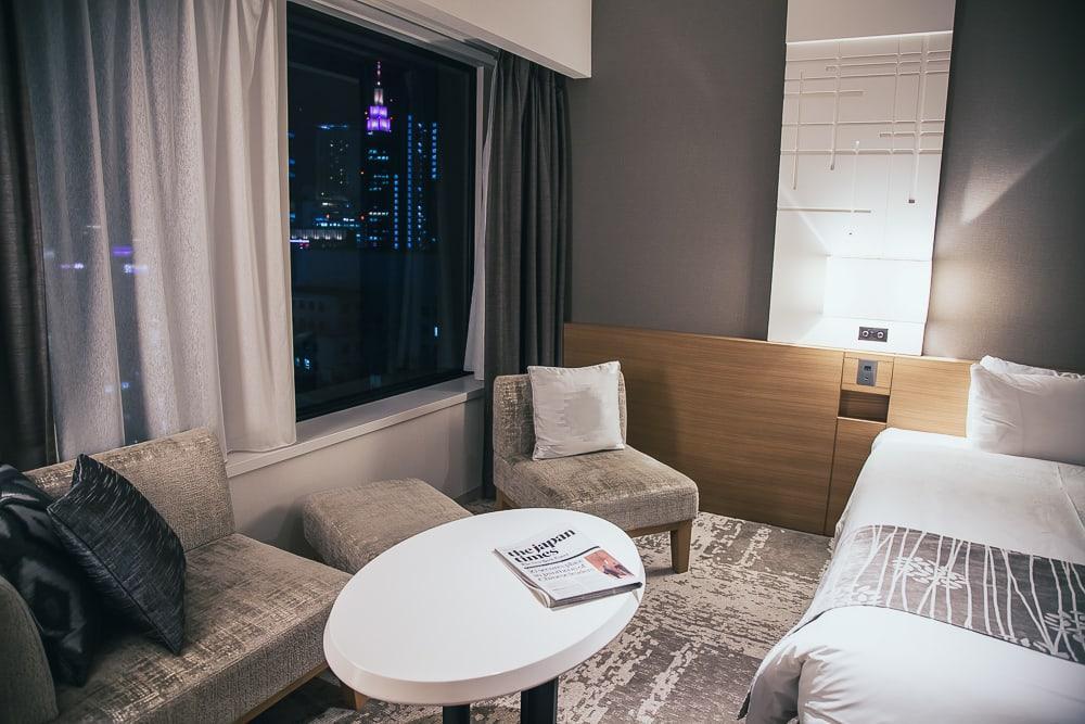 keio plaza hotel shinjuku tokyo review