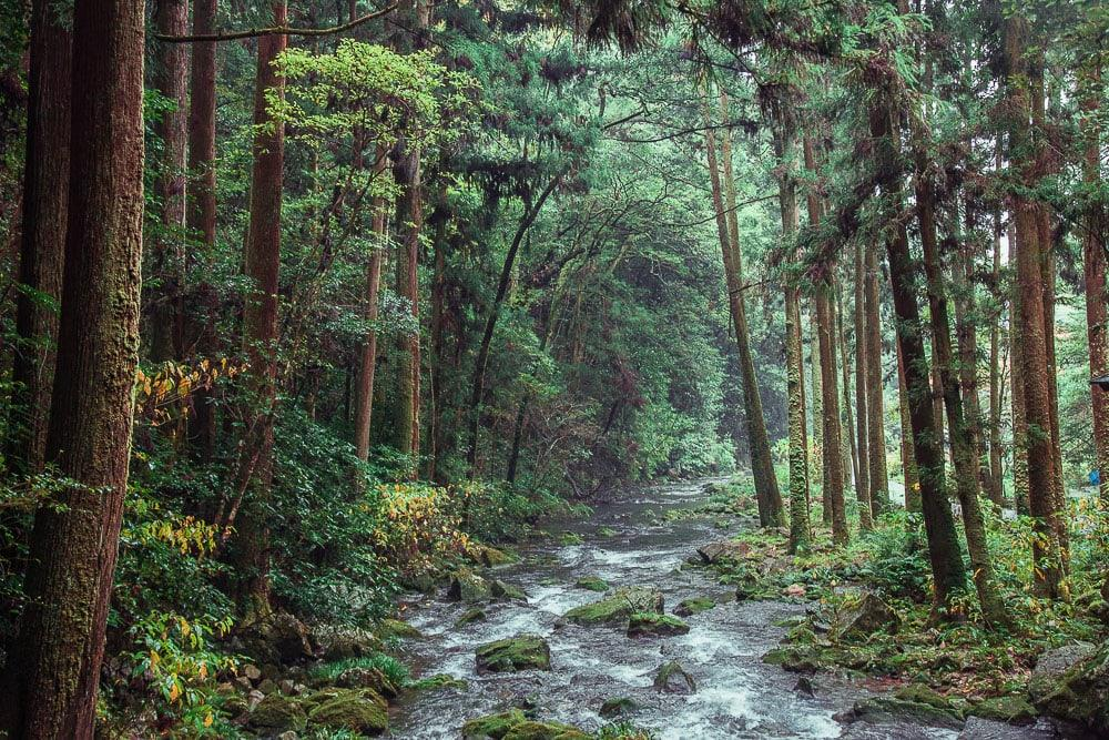 rural japan yamaguchi japan itinerary