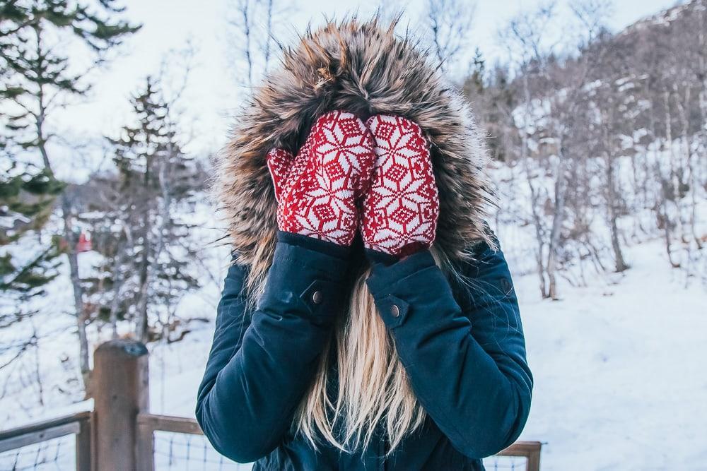 norway winter december