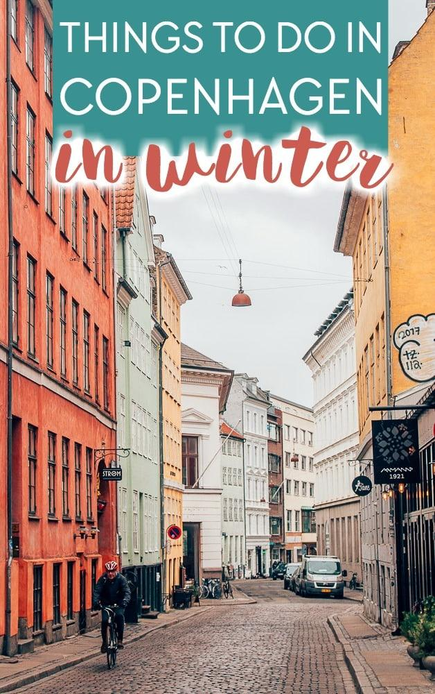 Here's my travel guide for the best things to do in Copenhagen in winter, including where to eat, what to see, and where to stay.