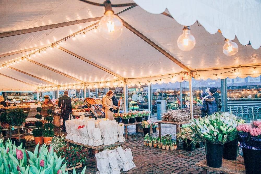flower market copenhagen