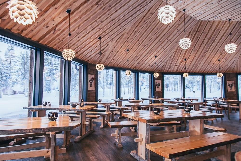 northern lights village restaurant