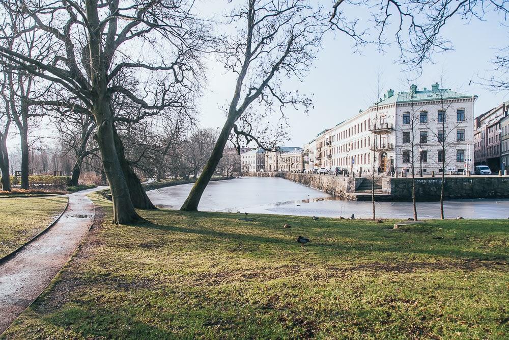 a weekend in gothenburg in winter